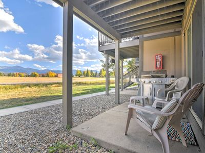 Photo for Fraser Condo w/Gorgeous Mtn Views & Resort Access!