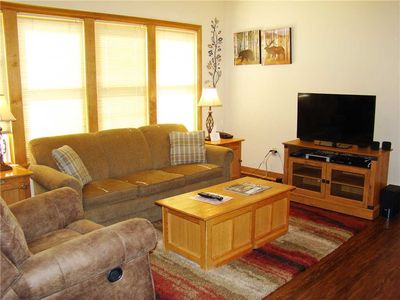 Photo for Two bdrm/two bath condo with views 2nd bedroom and bath located in loft