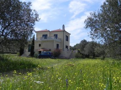 Photo for Holiday house Vafeios for 2 - 6 persons with 3 bedrooms - Holiday house