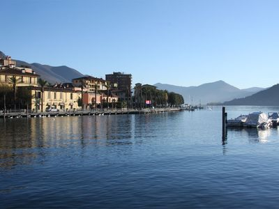 Photo for Terrace on Lake Iseo-free WIFI-DISCOUNTS FROM NOVEMBER TO JANUARY