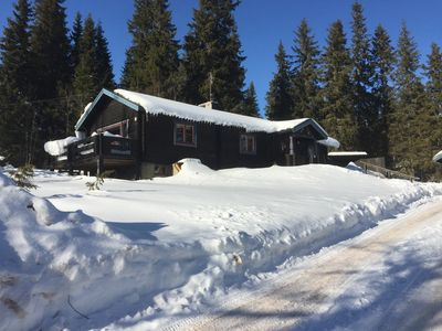 Photo for Chalet in Sälen, situated in one of the most genuine, quiet and old parts.