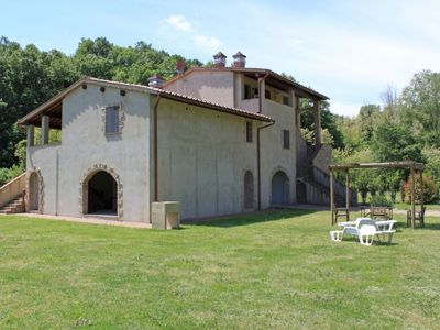Photo for Apartment in Volterra with Parking, Internet, Washing machine, Air conditioning (676635)