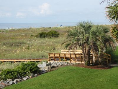 Photo for Oceanfront Villa - Booking Summer 2019 on Fripp Island NOW! Free WiFi!