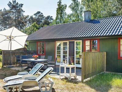 Photo for Charming Holiday Home in Nexø Near Sandy Beaches