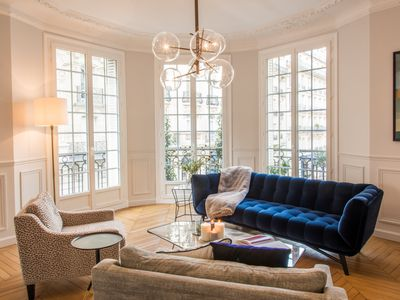 Photo for Luxury, Fully Renovated, 1700 Sq Ft Saint-germain A/c, Elevator