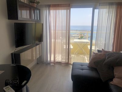 Photo for First Line Apartment Fully Renovated, new furniture, great seaview