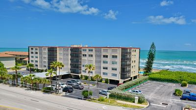 Photo for Oceanfront building phenominal summer price- $600 for 7 days- pool by beach