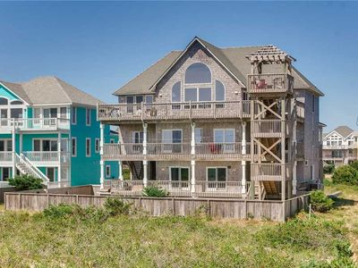 Photo for Incredible Views - Oceanfront, Waves w/ Htd Pool, Hot Tub, Game Rm, Dog-Friendly