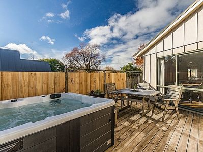 Manuka Magic Spa - Ohakune Holiday Home