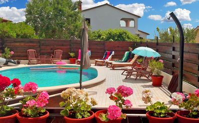 Photo for 1BR Apartment Vacation Rental in Barbariga, Istrien