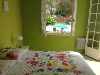 Photo for VILLA WITH HEATED POOL AND STANDING NEAR SAUNA ROYAN SAINTES