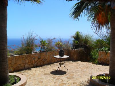 Photo for Fabulous and Exclusive Villa by the Mediterranean Sea. Special Deals!