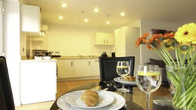 Photo for Ur City Pad - The Cambridge Whole 2 Bedroom Apartment