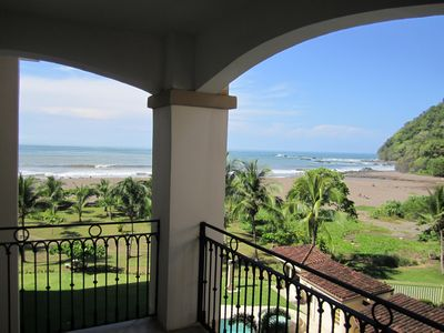 Photo for Beautiful Beach Front Ocean View Condo