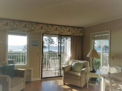 Photo for 309 Ocean Dunes - Fabulous Ocean Front Beach Views Updated Clean and Comfortable
