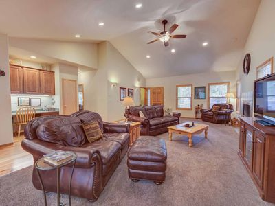 Photo for A beautifully remodeled single level home with a giant kitchen and hot tub!