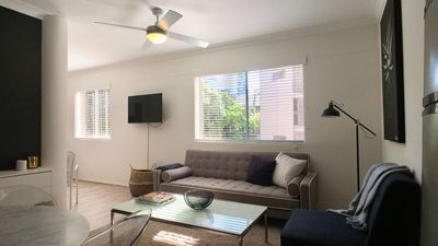 Photo for Modern Central Apartment 5mn Walk From Potts Point