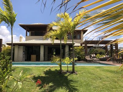 Photo for Excellent Beach House Praia do Forte Natural Pools