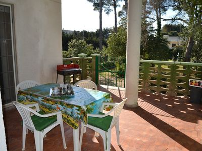 Photo for Beautiful Villa Situated in Park Near the Beach with Terrace & Air Conditioning; Pets Allowed; Parking Available