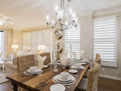 Photo for Seachase 305C,  Luxurious Beach Front Fully remodeled, Sleeps 8