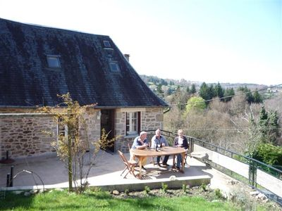 Photo for 2BR Cottage Vacation Rental in Treignac, Nouvelle-Aquitaine