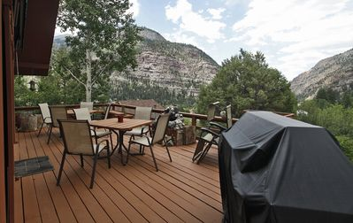 Photo for Private Home - Outdoor Deck - Hot Tub - Amazing Views