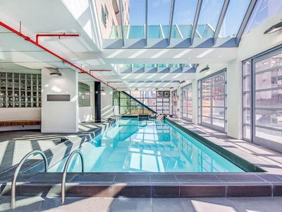 Photo for Elegant Spacious 3BR Flat in City Center with Pool & Gym