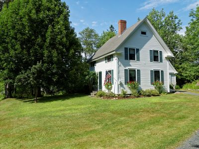 Photo for Quaint Old Colonial Home in Pretty Marsh-Just Like Grandma's