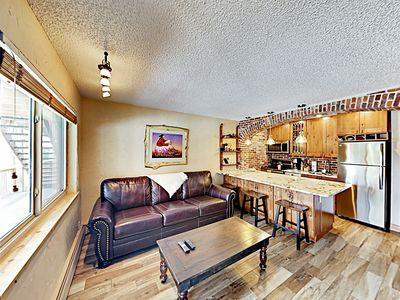 Photo for New Listing! 2 Separate Units: Pool, Hot Tubs, Next to Free City Shuttle