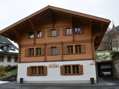 Photo for Apartment Mutthorn in Lauenen b. Gstaad - 2 persons, 1 bedrooms