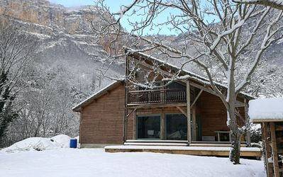 Photo for Spacious and luminous chalet, at the foot of the Vercors mountains