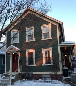 Photo for Best Location In Burlington - Private 2 bedroom historic home