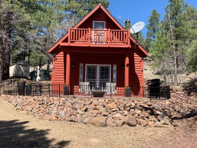 Parks Chalet- Your Flagstaff AZ home base