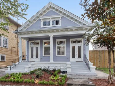Photo for Charming Historic New Orleans Shotgun 2 blocks from Canal Street Car