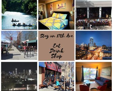 Photo for Eat, Drink, Shop, Live and Be Merry on 17th Avenue Executive Luxury Living