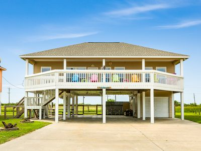 Photo for NEW LISTING! Dog-friendly paradise w/ furnished deck, kitchen - close to beach
