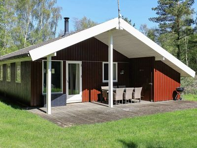Photo for Cosy Holiday Home in Nordjylland with garden seating nad barbecue