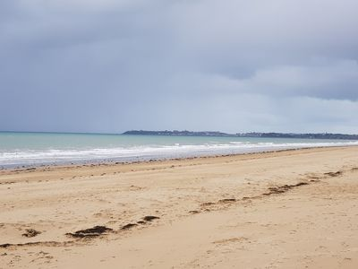 Photo for House seaside 250 m from the beach of Jullouville, ideal family.