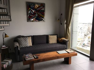 Photo for 1 Bedrooms Stylish Loft- Neve Tzedek Tower - TLV