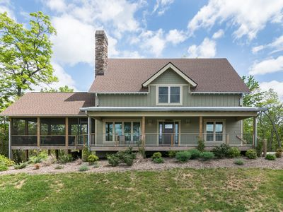 Photo for Mtn Views!*  Minutes to Pisgah & Downtown Brevard!