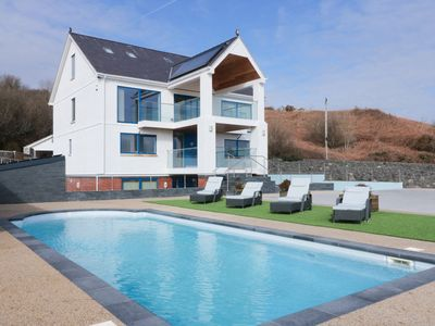 Photo for Beach House Apartment, BENLLECH