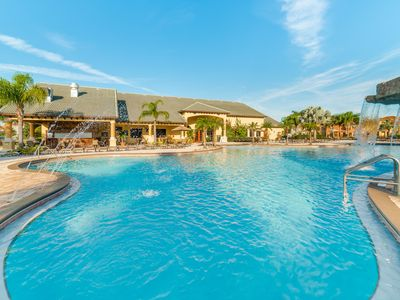Photo for ✦ One Time Offer ✦ Special rate! Top villa / private pool & hot tub near disney