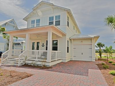"Photo for ""Anchors Away"" - Prominence - South Side of 30A - 4 BR/ 3.5 BA - Sleeps 10"