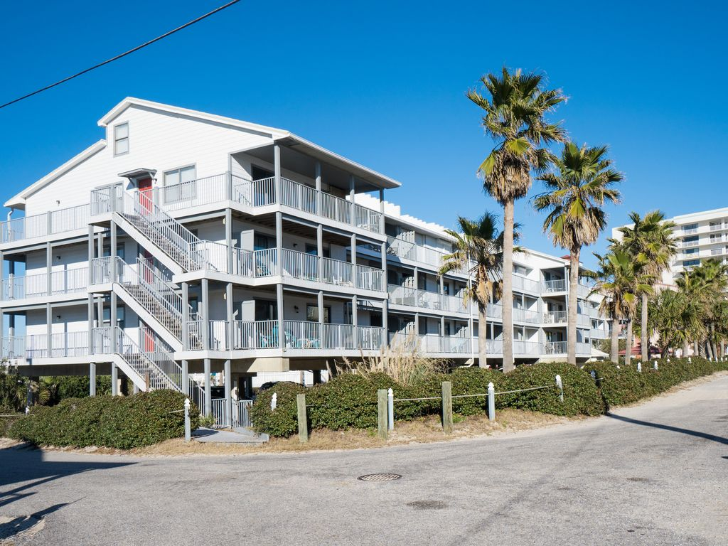 Beachfront Two Bedroom Condo Orange Beach Alabama Gulf Coast