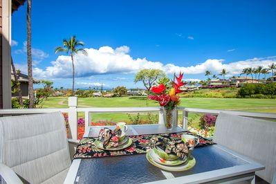 Breathtaking, ocean-view from the lanai