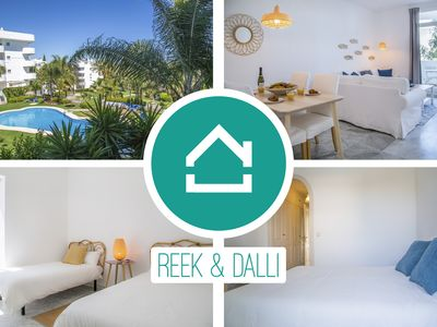 Photo for Perfectly located 3 bedroom Marbella Real - RDR123
