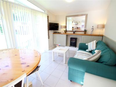 Photo for This fabulous two bed property is one of the wooden chalets on the popular Summercliffe Park. It's