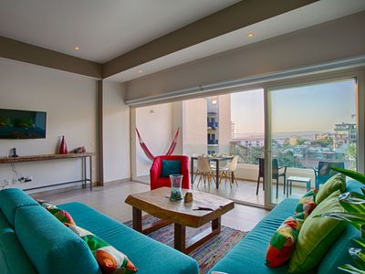Photo for 6th Floor Cool Mexican Comfort @ Zenith in Romantic Zone