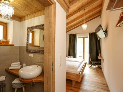 Photo for Double Room Terrace 1 - Landhaus Wiesner