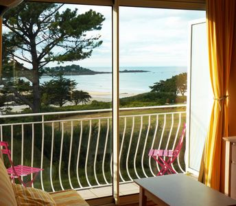 Photo for App. Les Roches d'Argent-Sea View, Beaches, Heated Indoor Pool.